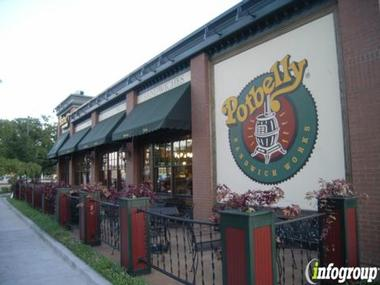 Potbelly Sandwich Shop - Knox Park