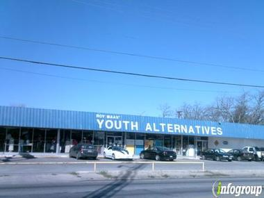 Youth Alternatives Thrift Shop