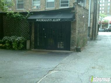 Bookman&#039;s Alley