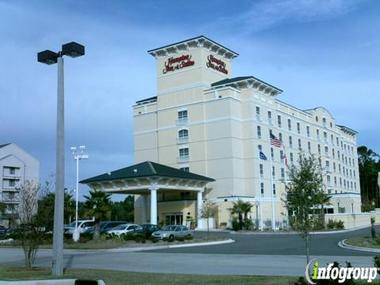 Hampton Inn-Deerwood Park