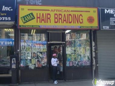 Rama African Hair Braiding