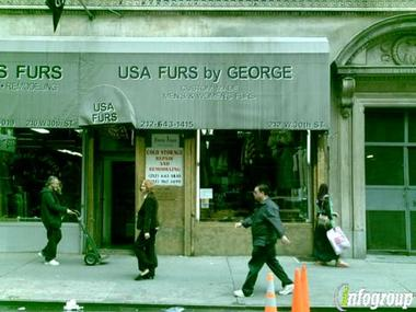 Usa Furs By George Inc