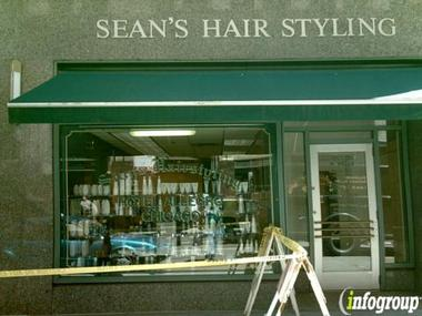 Sean's Hair Styling