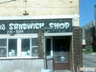 Moon's Sandwich Shop