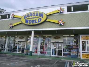 Big Bargain World Inc