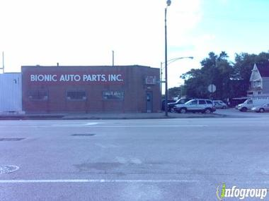 Bionic Auto Parts