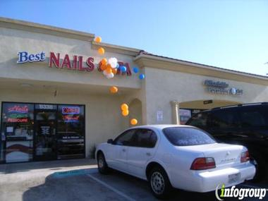 Best Nails &amp; Spa