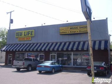 New Life Record Shop & Music
