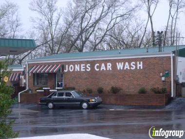 Jones Automatic Car Wash