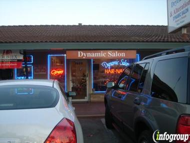 Dynamic Salon