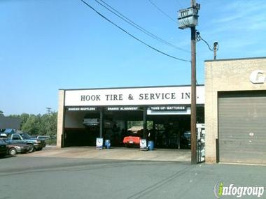 Hook Tire & Svc Inc