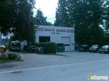 Bill's Glass Co
