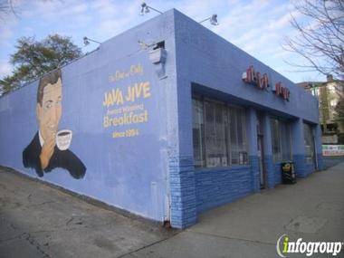 Java Jive Coffee House &amp; Cafe