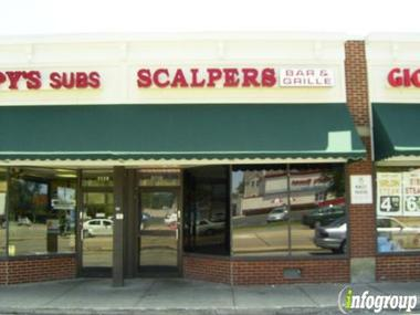 Scalpers Bar &amp; Grill