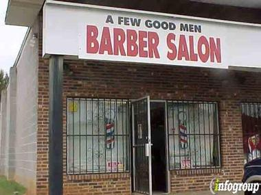 A Few Good Men Barber Salon