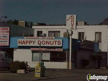 Happy Donuts