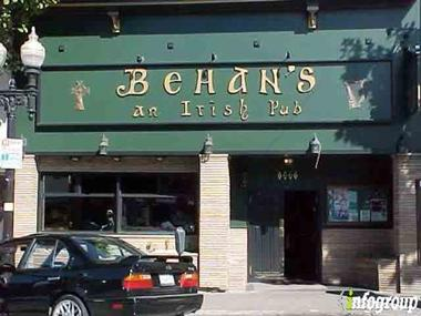 Behan's Irish Pub