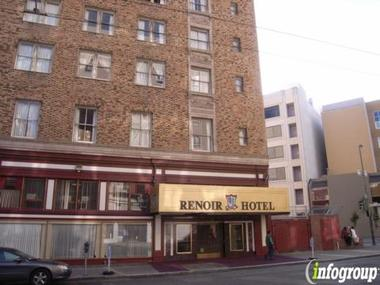 Renoir Hotel San Francisco Hotels
