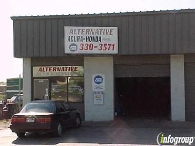 Alternative Car Care Repair