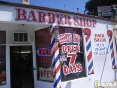 Pat's Barber Shop