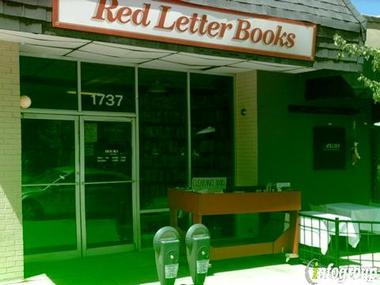 Red Letter Second Hand Books