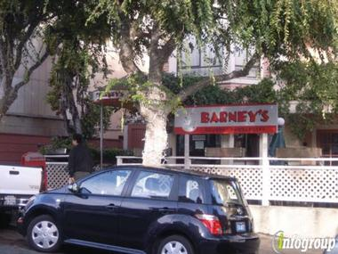 Barney&#039;s Gourmet Hamburgers