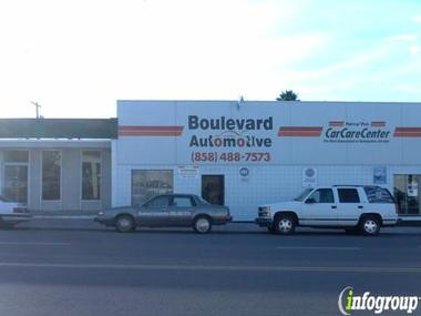 Boulevard Automotive