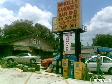 Wholly Smokes Bar-B-Que