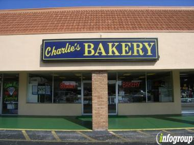 Charlie&#039;s Gourmet Pastries