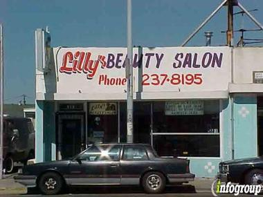 Lilly's Beauty Salon & Supls