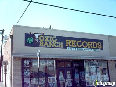 Toxic Ranch Records