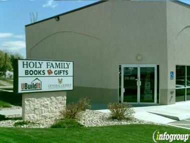 Holy Family Books & Gifts