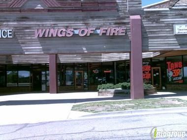 Golden Flame Hot Wings Inc