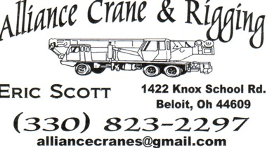 Alliance Crane & Rigging