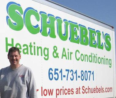 Schuebel&#039;s Heating &amp; Air Cond