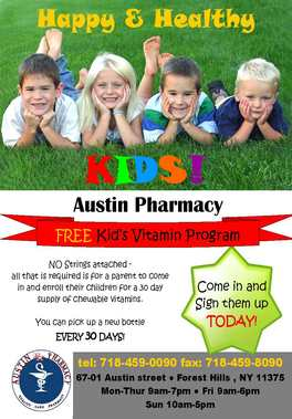 Austin Pharmacy Inc