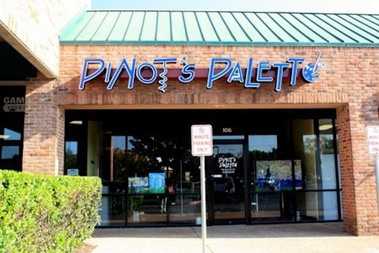 Pinot&#039;s Palette - South Lamar