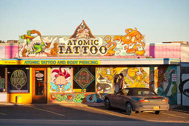 Atomic Tattoo & Body Piercing