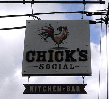 Chick's Cafe & Wine Bar Inc