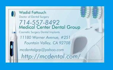 Medical Center Dental Group