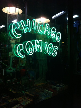 Chicago Comics