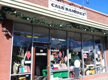 Your One-Block Shopping Stop in the Heights