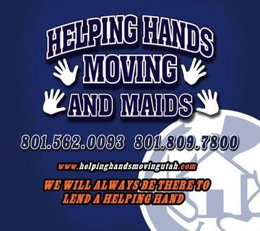 Helping Hands Moving &amp; Maids