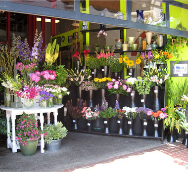 Marketplace Flowers