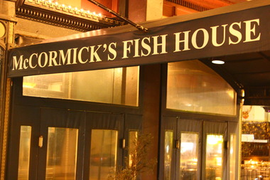 Mccormick &amp; Schmick&#039;s