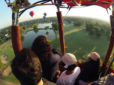 Middle Tennessee Hot Air Adventures