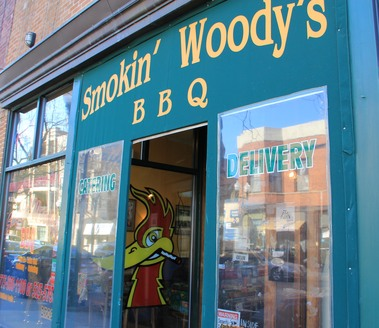 Smokin' Woody's