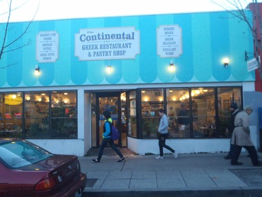 Continental Pastry Shop