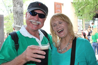 The Patron Saint of Drinking: St. Patrick's Day Partying in Austin, TX