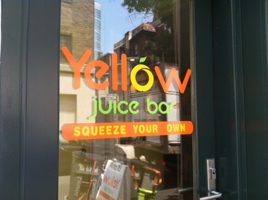 Yellow Juice Bar